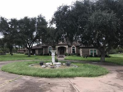 Robstown Single Family Home For Sale: 4139 Wade St