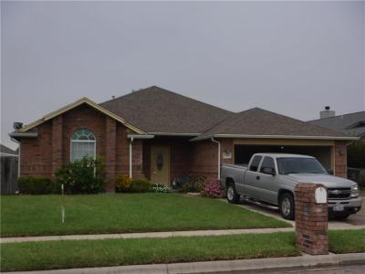 Corpus Christi Single Family Home For Sale: 2314 Luzius Dr