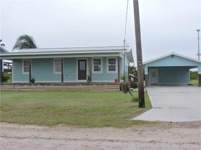 Aransas Pass Single Family Home For Sale: 338 N Railroad St