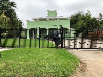 Single Family Home For Sale: 4129 Ocean Dr