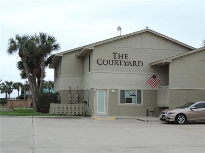 Port Aransas Condo/Townhouse For Sale: 622 Beach Access Road 1-A #108