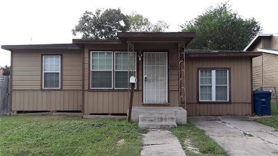 Corpus Christi TX Single Family Home For Sale: $88,000