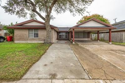 Robstown Single Family Home For Sale: 106 Mesa Dr