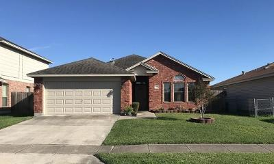 Corpus Christi TX Single Family Home For Sale: $187,500