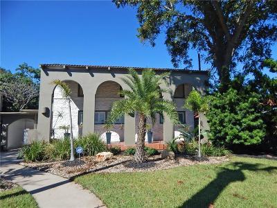 Corpus Christi Single Family Home For Sale: 116 Del Mar Blvd