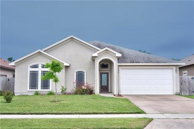 Corpus Christi Single Family Home For Sale: 2518 Bevo Dr