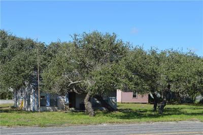 Aransas Pass Single Family Home For Sale: 1720 S Commercial St