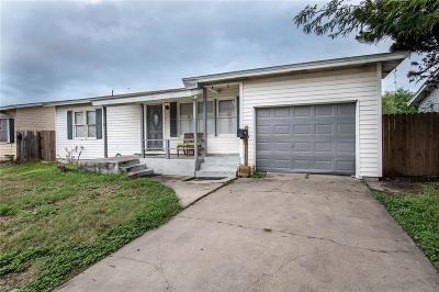 Corpus Christi TX Single Family Home For Sale: $105,000