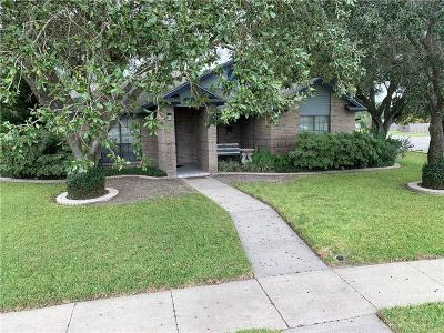 Corpus Christi Single Family Home For Sale: 3917 Wirt Ave