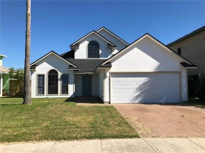 Port Aransas Single Family Home For Sale: 1100 Channel Vista