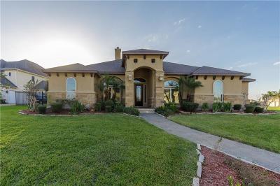 Corpus Christi Single Family Home For Sale: 5703 S Oso Pkwy
