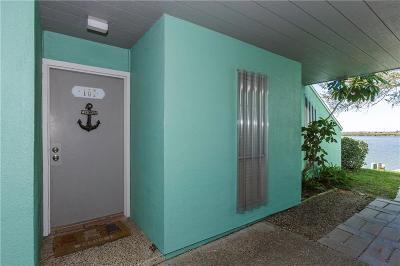 Corpus Christi Condo/Townhouse For Sale: 14300 Aloha St #107