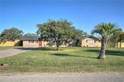 Robstown Single Family Home For Sale: 4440 County Road 56