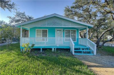 Rockport Single Family Home For Sale: 1105 Plover