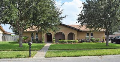 Kingsville Single Family Home For Sale: 1626 Lawndale