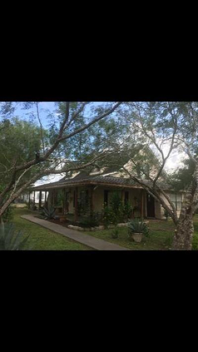 Robstown Single Family Home For Sale: 1996 Darius County Rd 75b