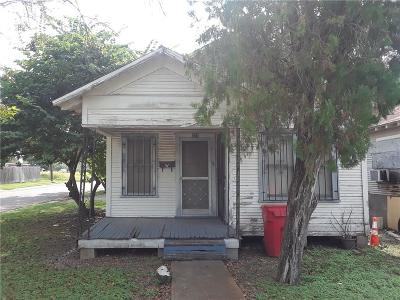 Robstown Single Family Home For Sale: 200 Main Ave