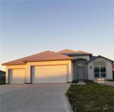 Corpus Christi TX Single Family Home For Sale: $315,000