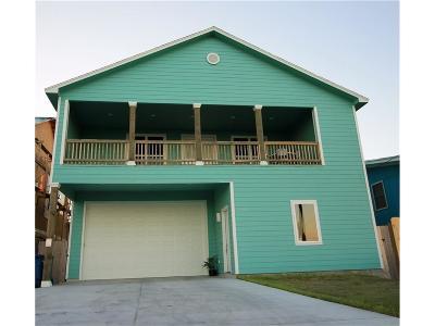 Corpus Christi Single Family Home For Sale: 3406 Maui Dr
