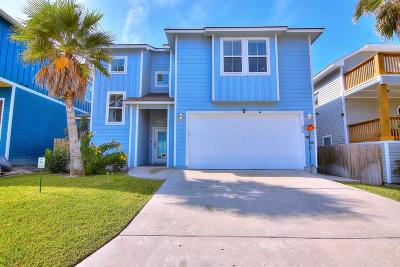 Port Aransas TX Single Family Home For Sale: $725,000