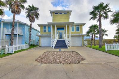 Port Aransas Single Family Home For Sale: 215 Royal Dunes Circ