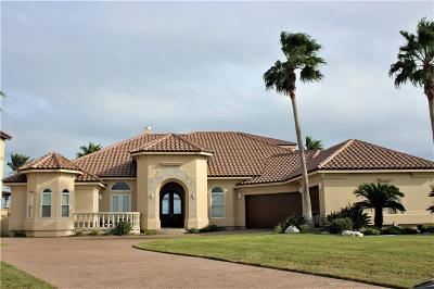 Aransas Pass Single Family Home For Sale: 39 La Buena Vida Dr
