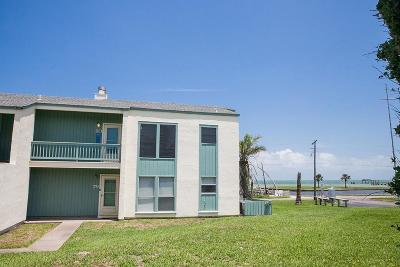 Rockport Condo/Townhouse For Sale: 2003 N Fulton Beach Rd #79