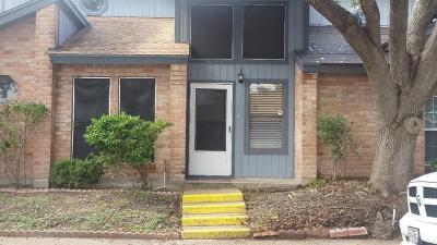 Condo/Townhouse For Sale: 13656 Teague Lane #57