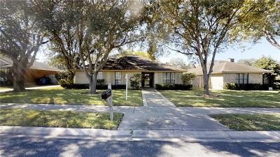 Single Family Home For Sale: 4129 Wood River Dr