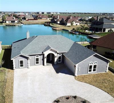 Corpus Christi Single Family Home For Sale: 14918 Lake Athens Ave