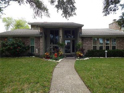 Corpus Christi TX Single Family Home For Sale: $212,000