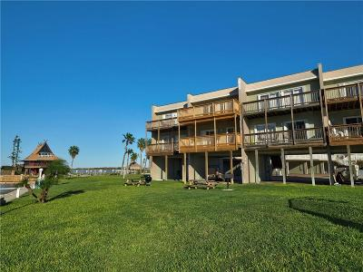 Port Aransas Condo/Townhouse For Sale: 900 N Station St, Bay Tree #C 11-12