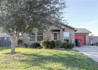 Corpus Christi Single Family Home For Sale: 5721 Ventura Lane