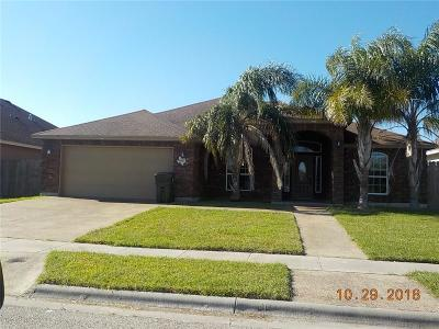 Corpus Christi TX Single Family Home For Sale: $217,000