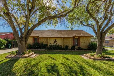 Corpus Christi Single Family Home For Sale: 4933 Valley Stream Dr
