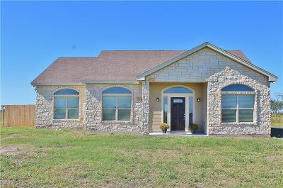 Robstown Single Family Home For Sale: 3917 County Road 79