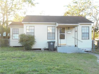 Corpus Christi Single Family Home For Sale: 1113 Manchester Ave
