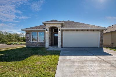 Corpus Christi Single Family Home For Sale: 10325 Creek Bottom Dr