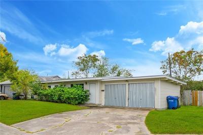 Corpus Christi Single Family Home For Sale: 6329 Whitaker Dr