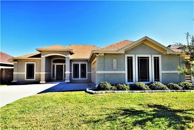 Corpus Christi Single Family Home For Sale: 3826 Truxton Dr