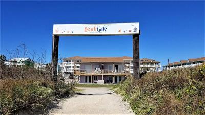 Port Aransas Condo/Townhouse For Sale: 2000 On The Beach Dr #217