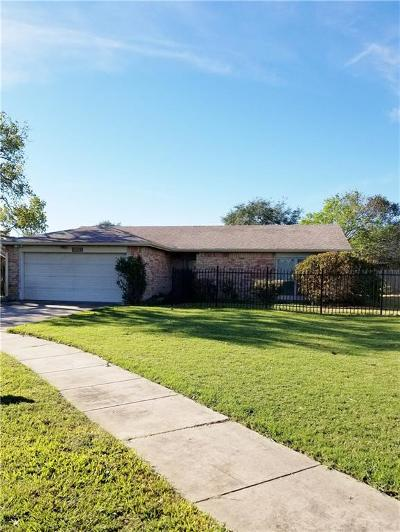 Corpus Christi Single Family Home For Sale: 7029 Sandra Ln