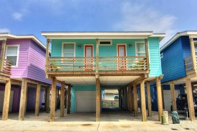 Port Aransas Single Family Home For Sale: 2727 S 11th St #15