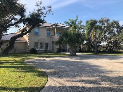 Rockport Single Family Home For Sale: 427 S Fulton Beach Road