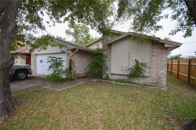 Corpus Christi TX Single Family Home For Sale: $81,900
