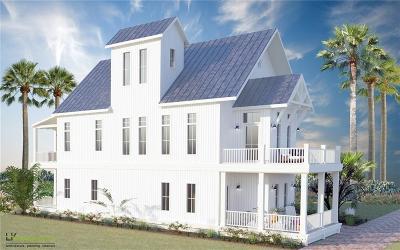 Port Aransas TX Single Family Home For Sale: $1,160,000
