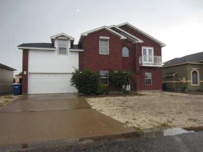 Single Family Home For Sale: 13806 Captain Kidd Dr