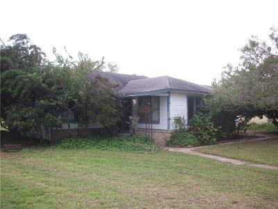 Corpus Christi Single Family Home For Sale: 513 Oakdale Dr