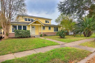 Corpus Christi TX Single Family Home For Sale: $167,500