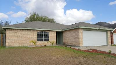 Kingsville Single Family Home For Sale: 306 Lemonwood Dr